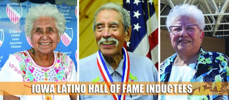 Iowa Latino Hall of Fame Honorees