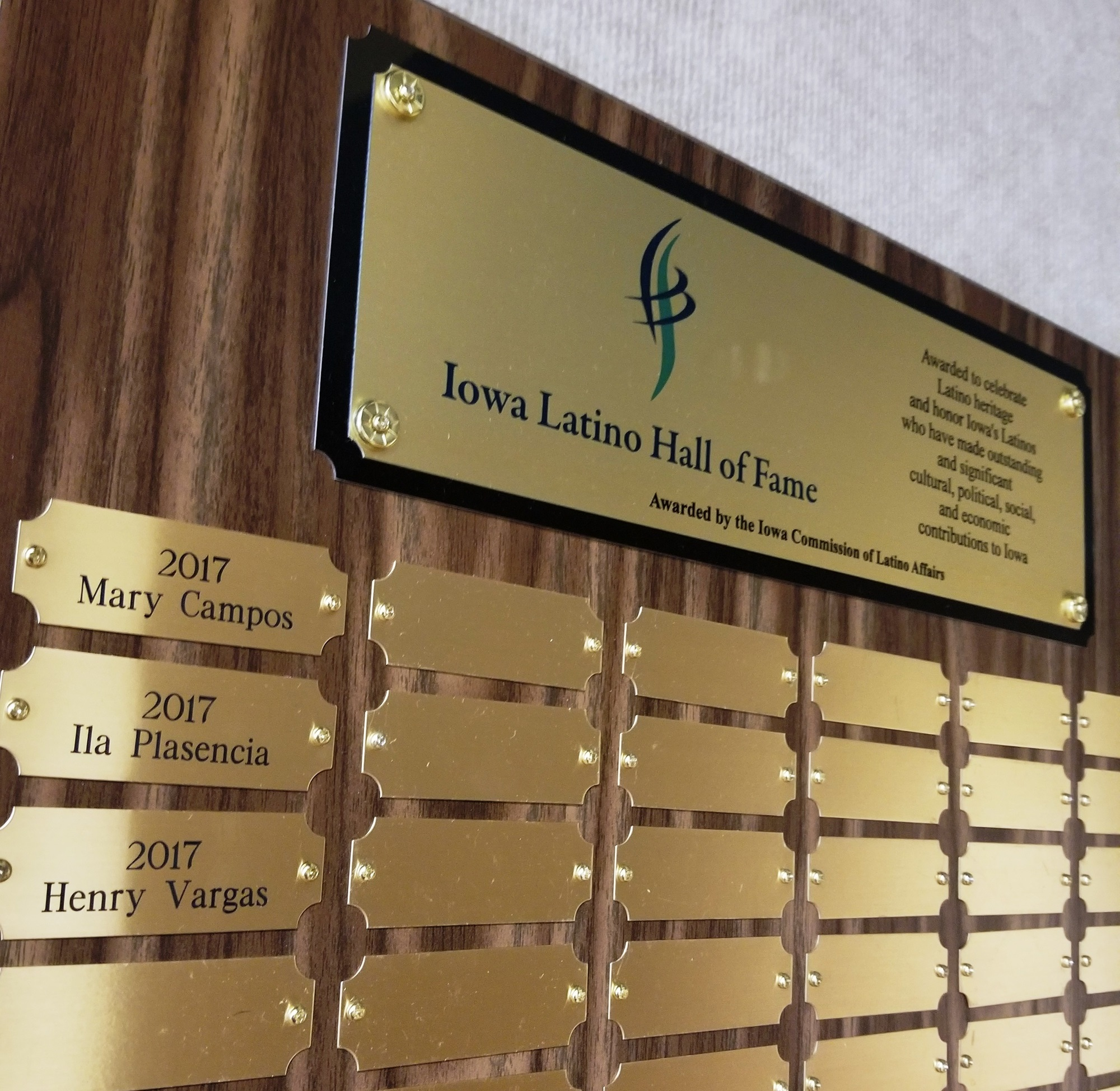 Iowa Latino Hall of Fame