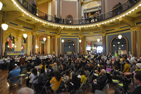 2018 Latino Day on the Hill