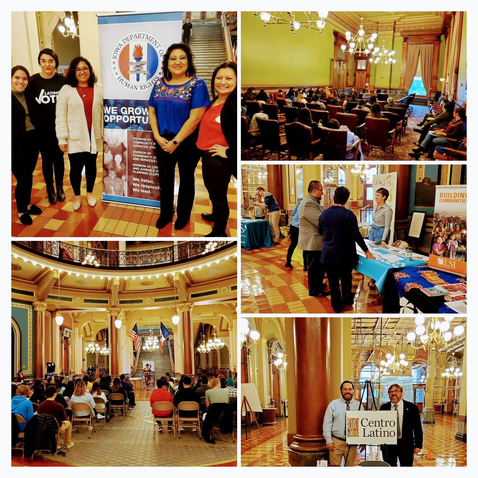 2020 Latino Day on the Hill