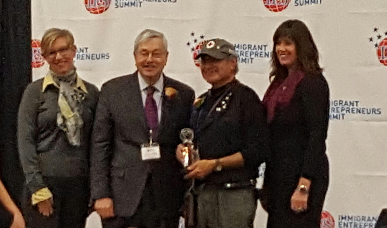 Alaniz IES Award