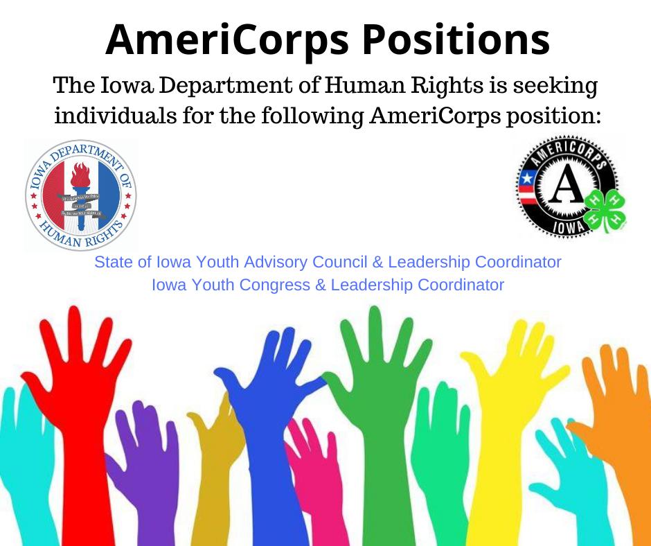 AmeriCorps Jobs2020