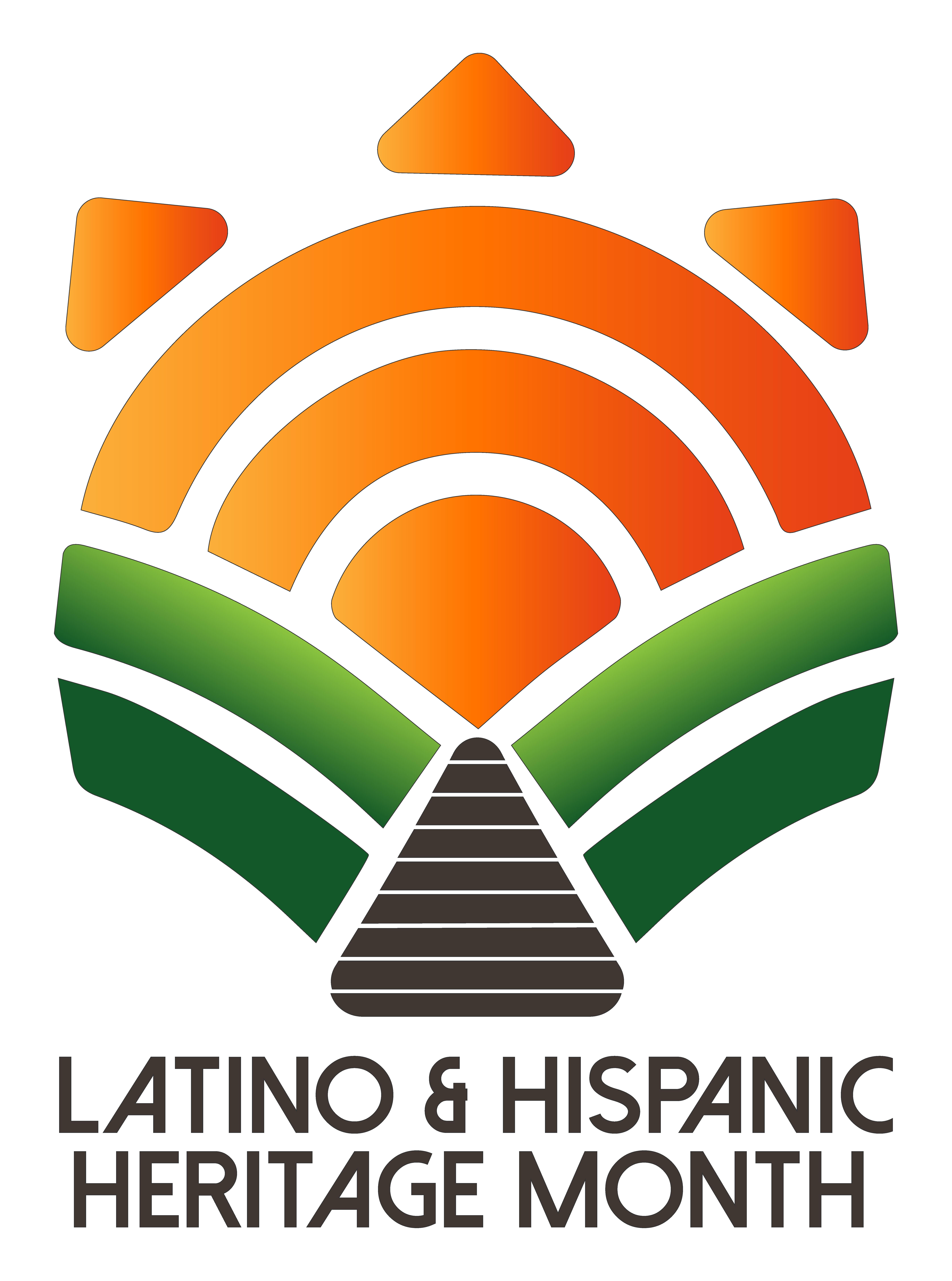 Iowa Latino & Hispanic Heritage Month Logo