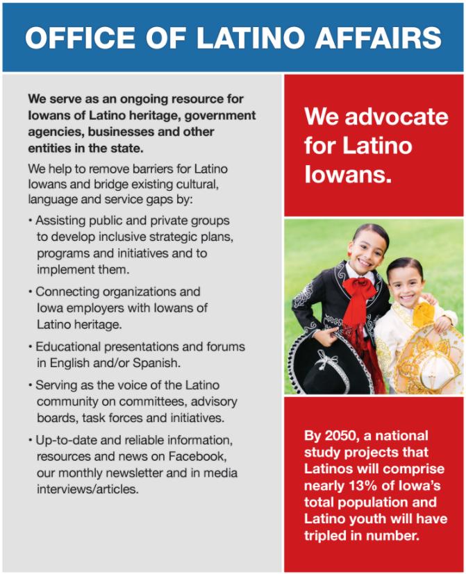Iowa Office of Latino Affairs