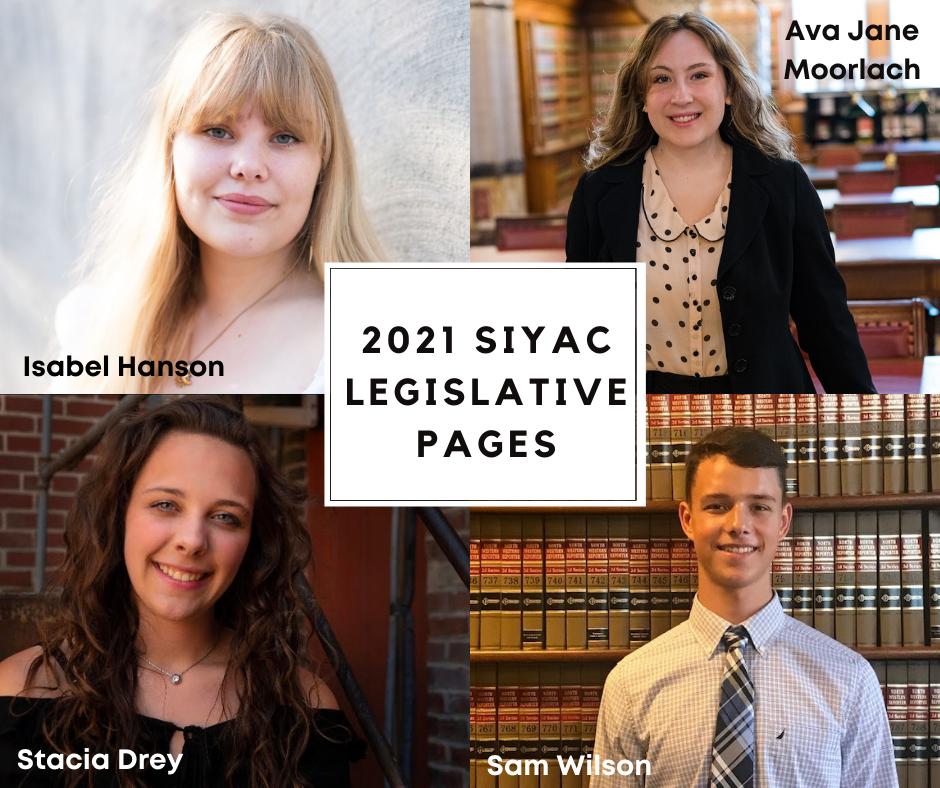 Legislative Page