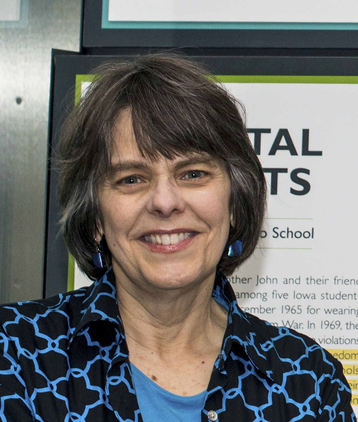 Photo of Mary Beth Tinker
