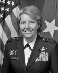Lt General Michelle Johnson