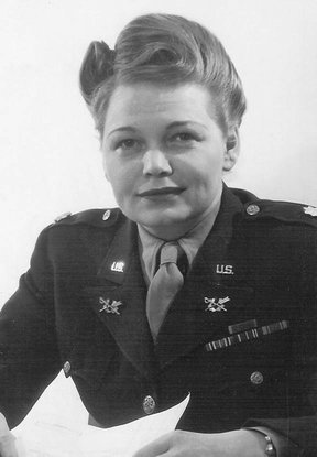 Lt Colonel Phyllis Propp Fowle