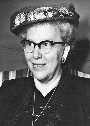 Ruth Baxton Sayre