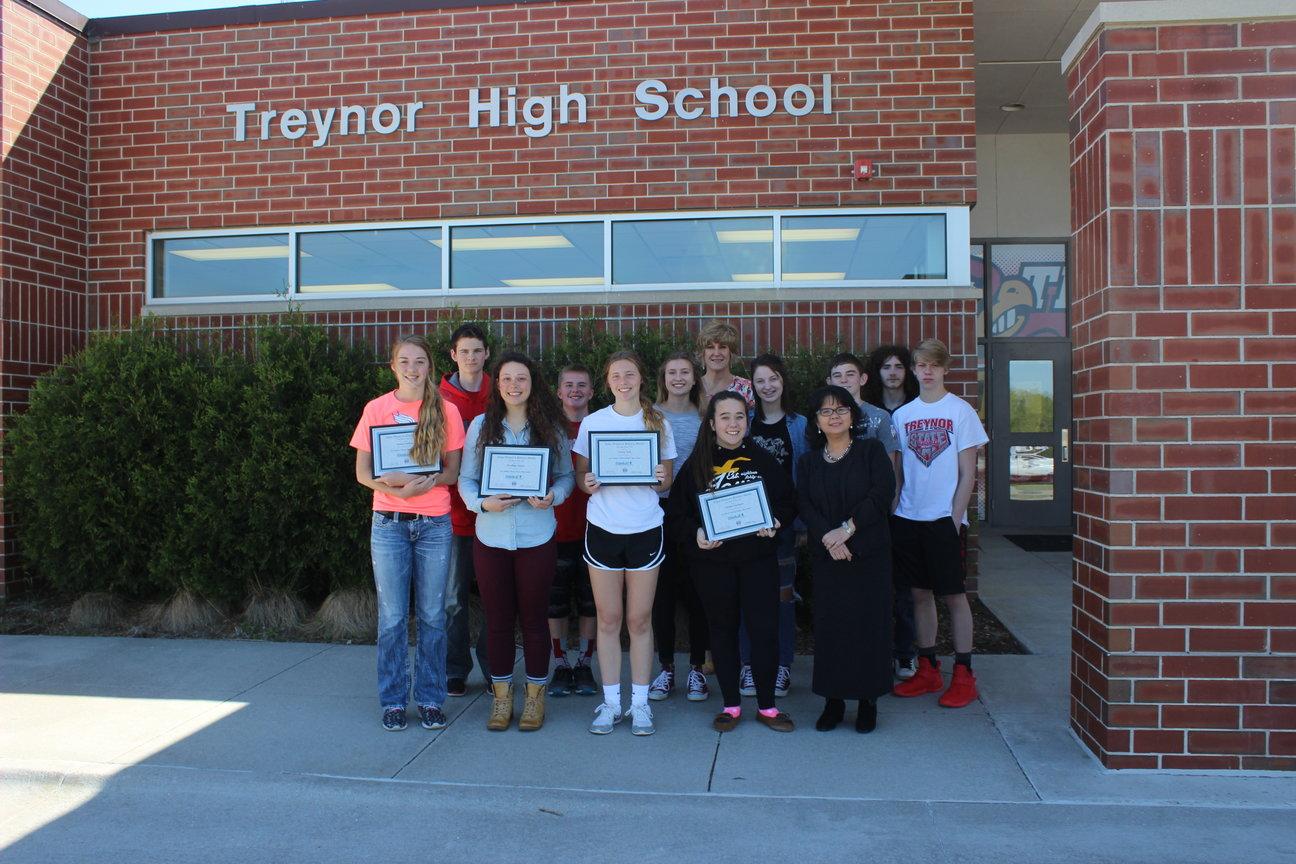 Treynor High School