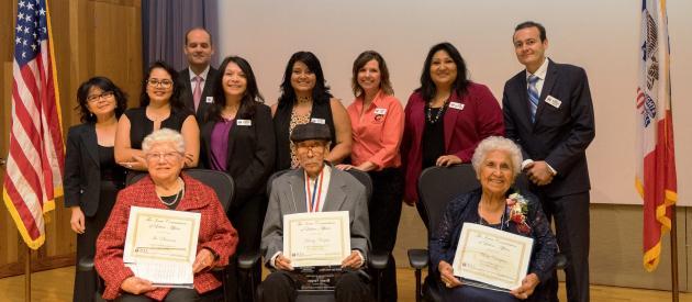 Iowa Latino Hall of Fame