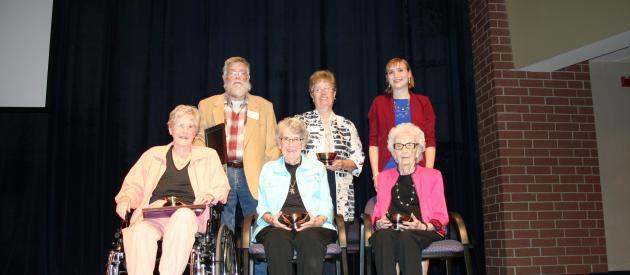 2019 Iowa Women's Hall of Fame honorees