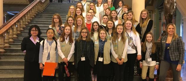 Capitol Girls 201